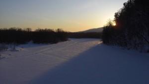 #29 Bikin River, Sunrise