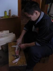 Dszd_Yasha in the kitchen