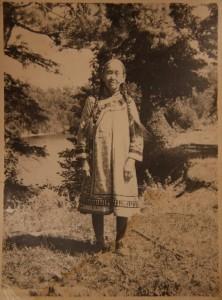 シャーマンの祖母