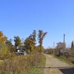 秋のクラスニヤール村